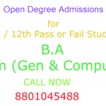 Open Degree