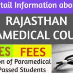 paramedical council rajasthan