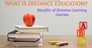 Distance Education in Hyderabad