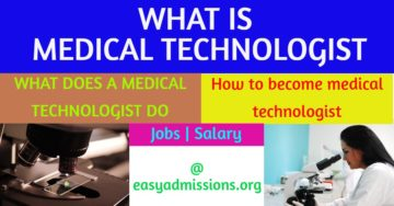 what is medical technologist