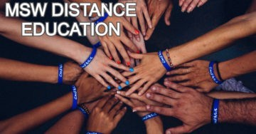 MSW Distance Education