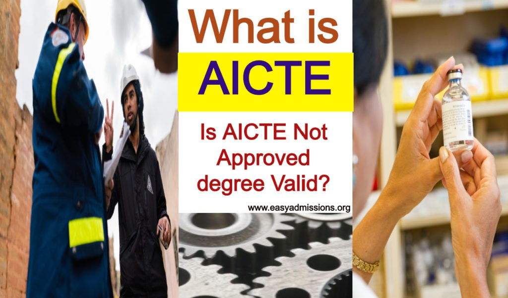 What is AICTE Approved