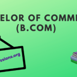 BCom Full Form Course Details, Subjects, Admission, Distance Education