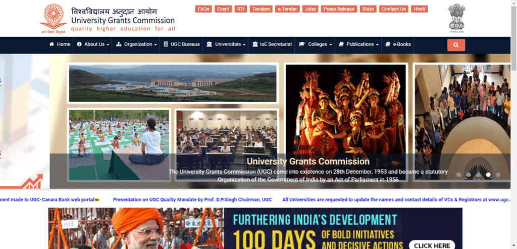 Check UGC Approval of Annamalai University