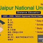 Jaipur National University, Distance Education, Bachelor of Commerce
