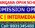 Telangana Open School Admission 2021-22 | Call 8801045488